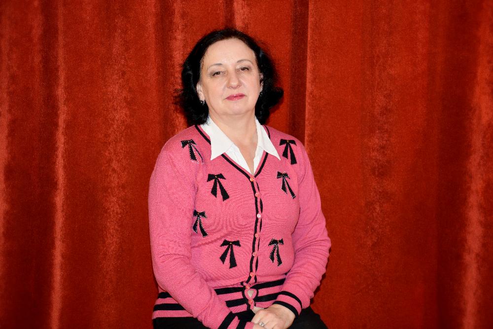 Хвостюк Мирослава Іванівна